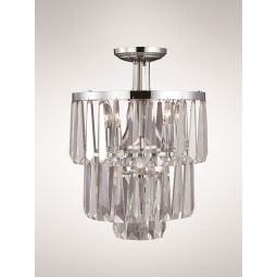 4 Light Semi Flush